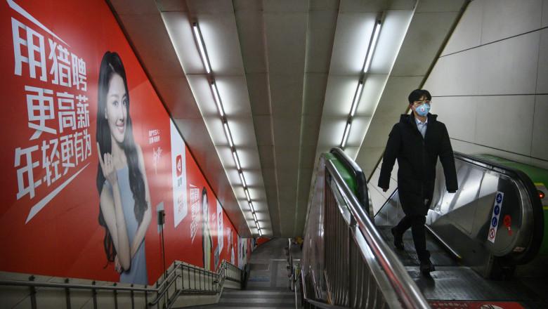 china coronavirus masca