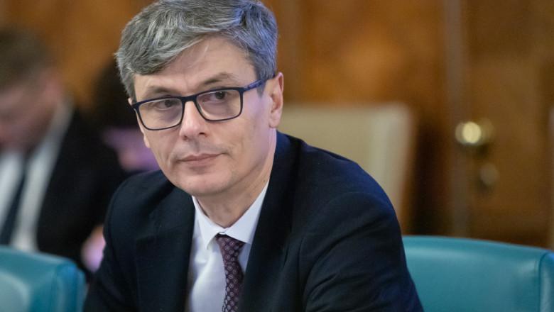 virgil-popescu, ministrul eonomiei