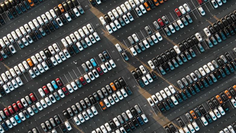 Parc auto, masini