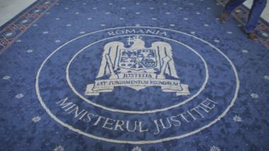 minsterul justitiei