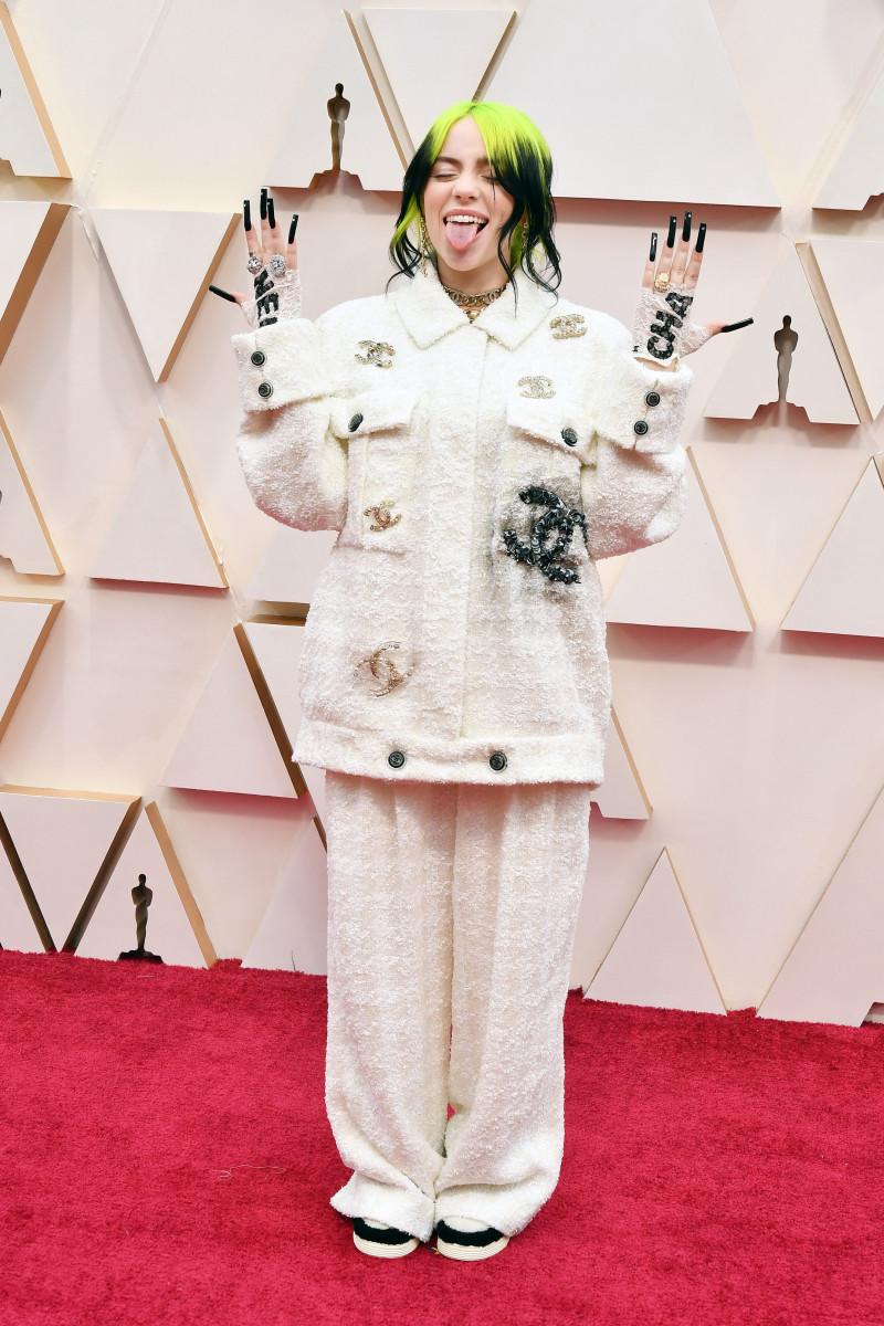 Billie Eilish la Oscar 2020