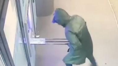 Autorul exploziei de la bancomatul de pe bulevardul Pallady din Capitală a fost prins