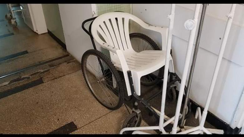 scaun spital Craiova
