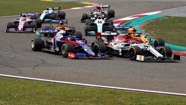 Şapte echipe de Formula 1 s-au unit pentru a produce ventilatoare medicale pentru pacienții Covid-19