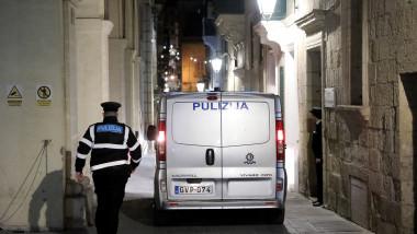 Suspect over Malta blogger Daphne Caruana Galizia murder