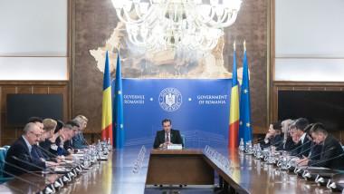 sedinta guvernul orban - gov.ro
