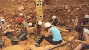 situl arheologic atapuerca - captura YT