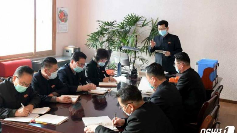 Coreea de Nord, măsuri preventie coronavirus