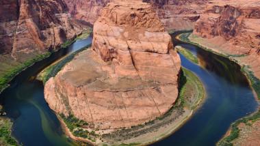 Horseshoe Bend, Colorado River, Arizona , United States