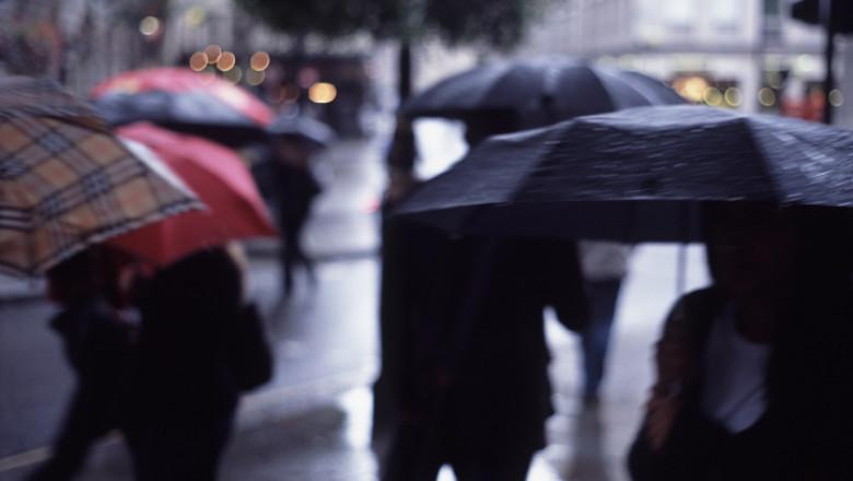 London Raining
