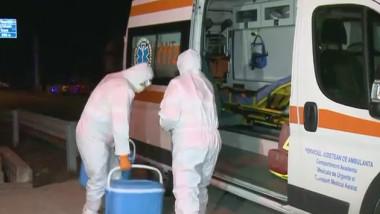 Medicii din Gorj au ajuns la casa rudelor italianului infectat cu coronavirus