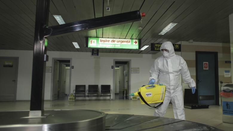 aeroportul otopeni masuri control coronavirus 09_INQUAM_Octav_GaneaOTP_MASURI