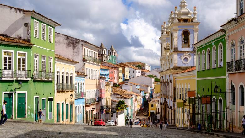 brazilia Historic Centre of Salvador de Bahia, Brasil - UNESCO World Heritage