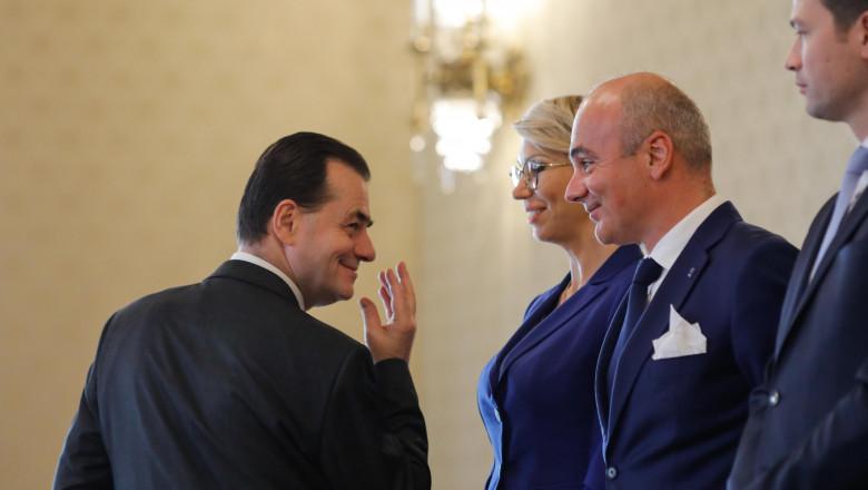 STENOGRAME. Ceartă în ședința PNL din cauza lipsei de comunicare. Miniștrii, criticați dur de Rareș Bogdan