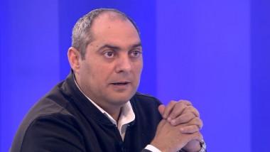 Sociologul Gelu Duminica in studioul stirilor Digi24