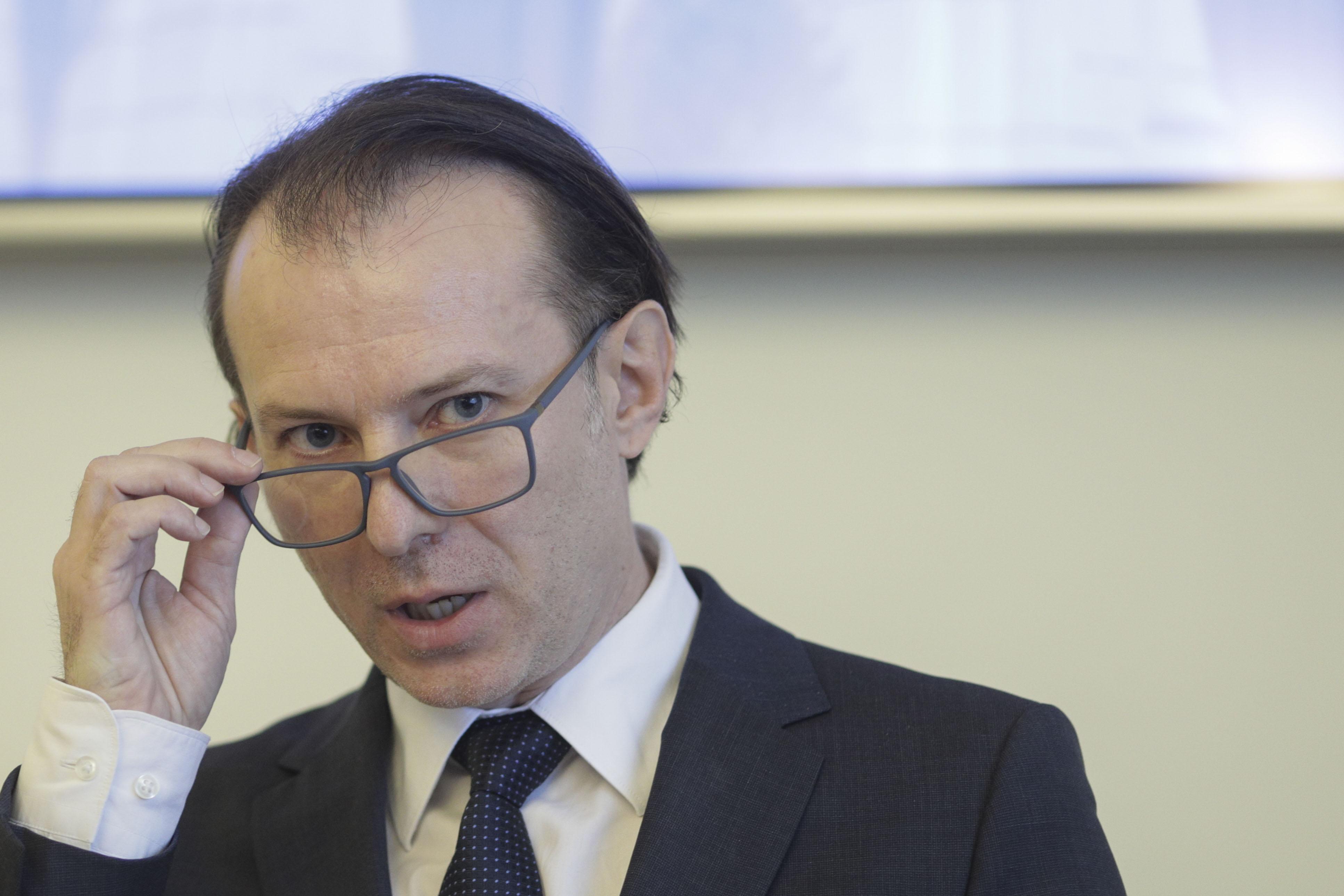 Ministrul Finanţelor: Am redus semnificativ planul de imprumuturi pentru luna august