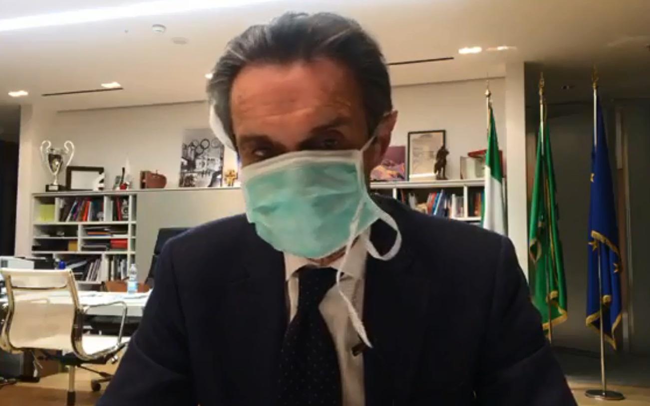 Guvernatorul Lombardiei a intrat in carantina dupa ce un asistent al sau a fost diagnosticat cu coronavirus