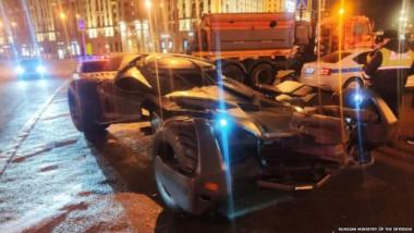 Batmobil Moscova