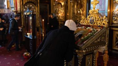Contradicții privind organizarea pelerinajului de Sfântul Dimitrie în București.