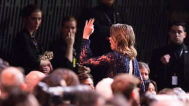 Adele Haenel Walked Out Of The Cesars - Paris
