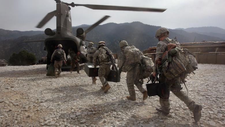 militari SUA în Afganistan