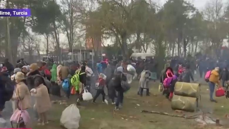 refugiati edirne