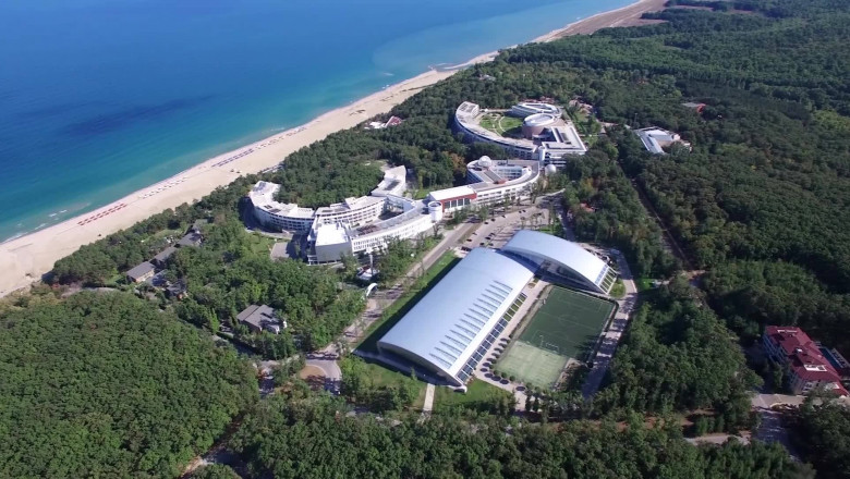 kamchia resort, stațiune din Bulgaria finanțată de Moscova
