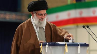 Ayatollahul Ali Khamenei: Caricaturile din Charlie Hebdo sunt ''un păcat impardonabil''