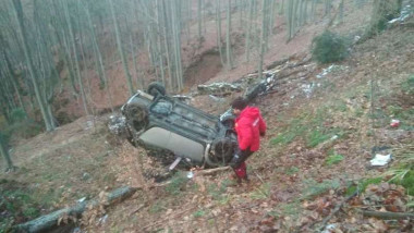 accident transfagarasan