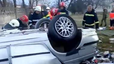 Video Accident Grav Doi Tineri Au Murit Pe Loc După Ce S Au