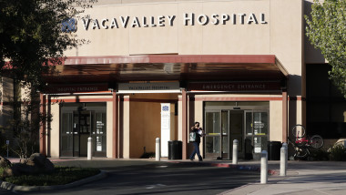 Health Care Workers exposed to COVID-19 at VacaValley Hospital