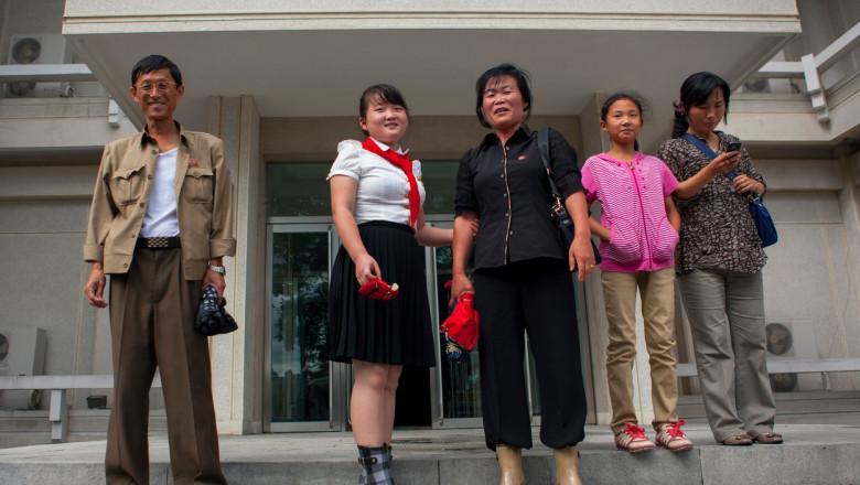 Moda in Coreea de Nord