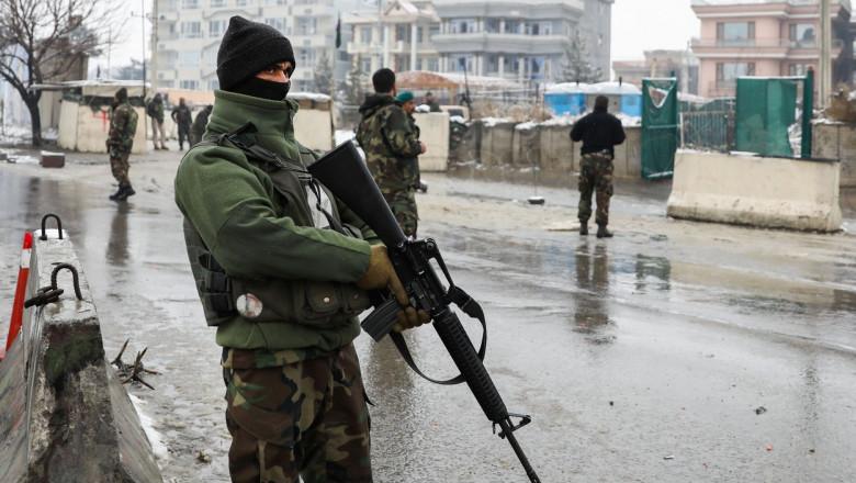 atac terorist Afganistan