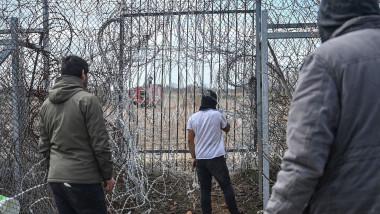 refugiati gard sarma ghimpata profimedia-0504237805