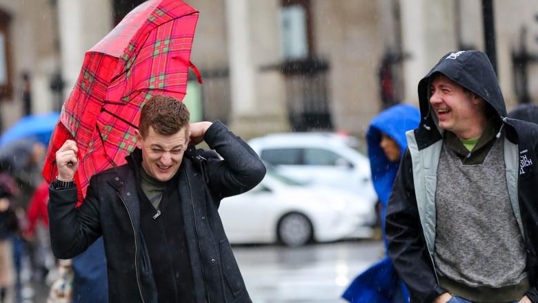 Seasonal weather, London, UK - 15 Feb 2020