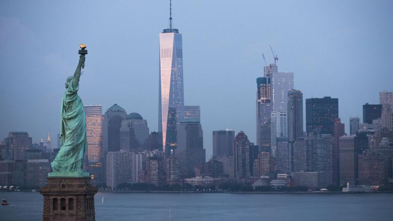 Statuia Libertății, SUA, New York