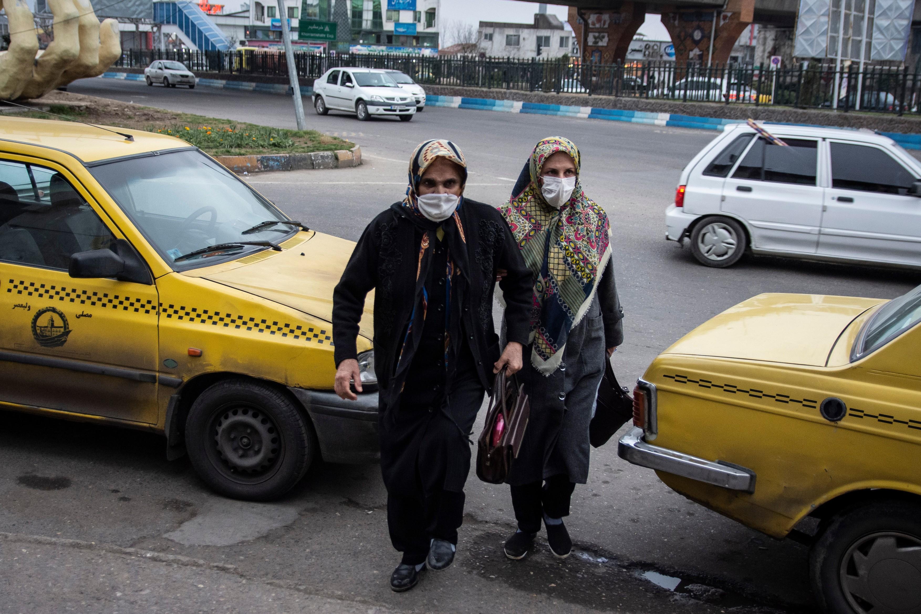 Iranul a raportat aproape 40.000 de cazuri noi de coronavirus în doar 24 de ore