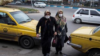 Coronavirus outbreak, Iran - 24 Feb 2020