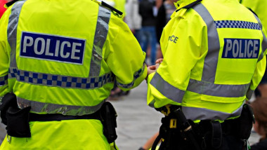 politisti politia marea britanie