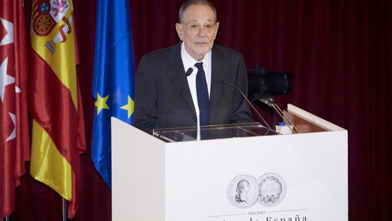 Kingdom of Spain Award, Madrid, Spain - 26 Feb 2020