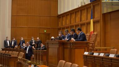 parlament ciolacu