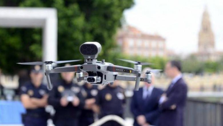 drona madrid