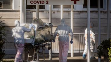 Coronavirus outbreak, Italy - 16 Mar 2020