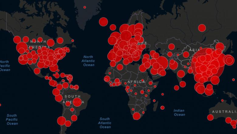 Coronavirus A Fost Depășit Pragul De 200 000 De Cazuri In Lume