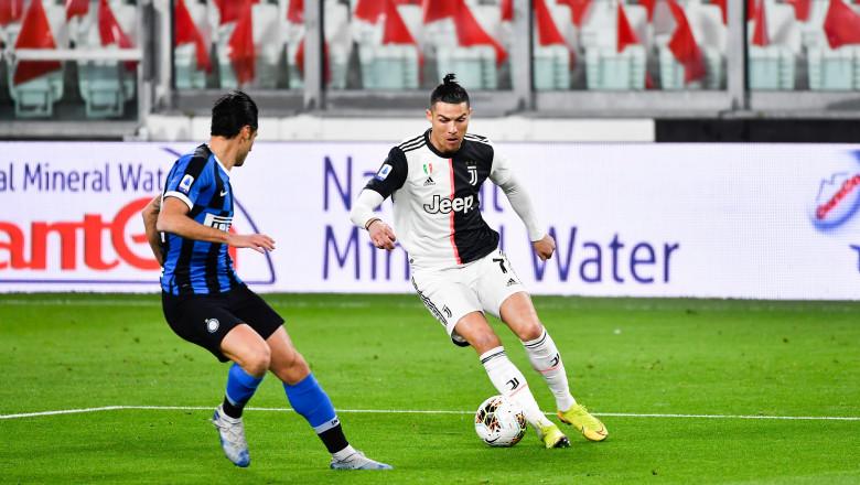 Juventus vs Inter - Serie A 2019/2020