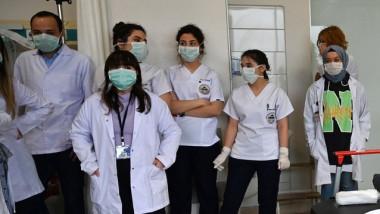 Medici intr-un spital din Turcia