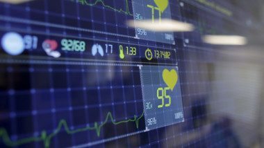 monitorizare pacient spital
