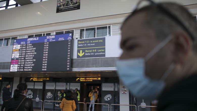coronavirus aeroport ID130728_INQUAM_Photos_Octav_Ganea