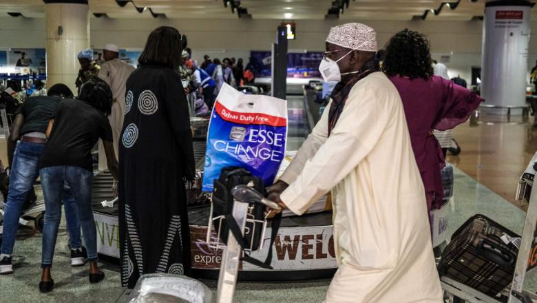 Coronavirus: Dakar Blaise Diagne International Airport