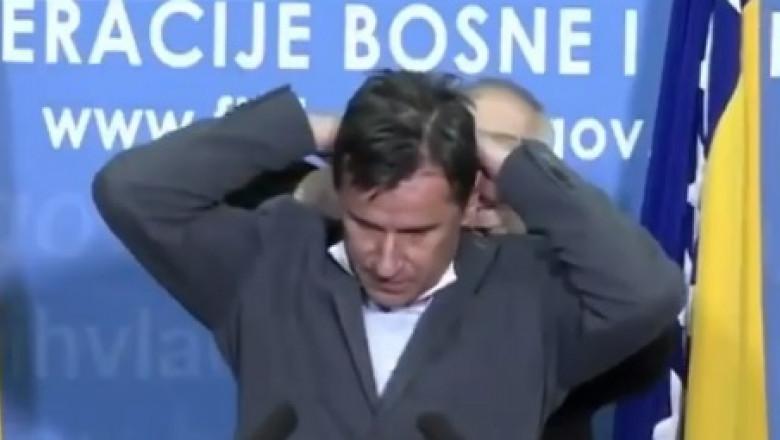 premierul bosniei